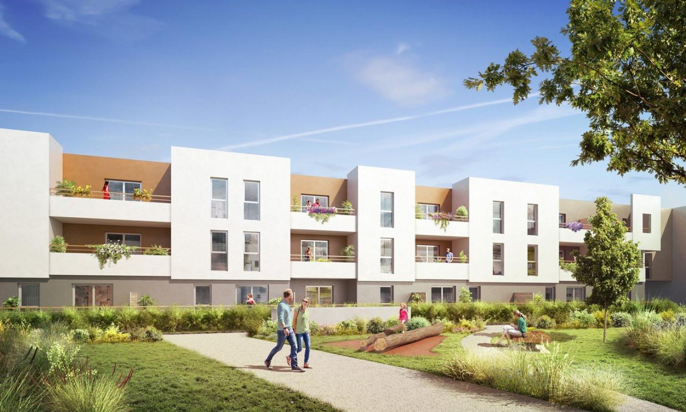 Programme neuf Castelnau Le Lez Hérault 3455667 Opus conseils immobilier