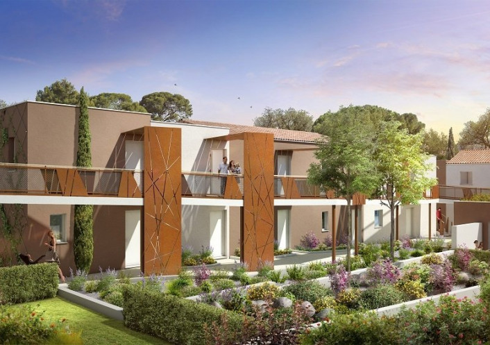 Programme neuf Montpellier Hérault 3455671 Opus conseils immobilier