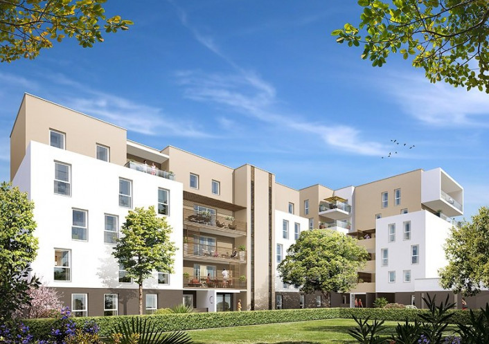 Programme neuf Montpellier Hérault 3455674 Opus conseils immobilier