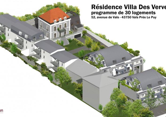 Programme neuf Vals Pres Le Puy Haute Loire 430023 Belledent nadine