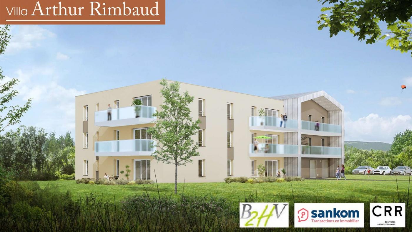 Programme neuf Chadrac Haute Loire 430026 Belledent nadine