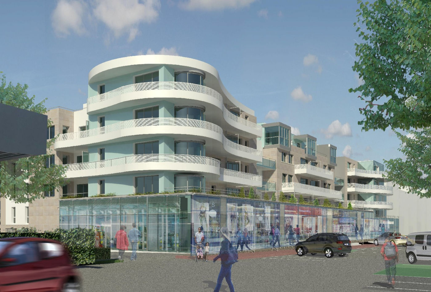 Programme neuf Tinqueux Marne 510028 D2m immobilier