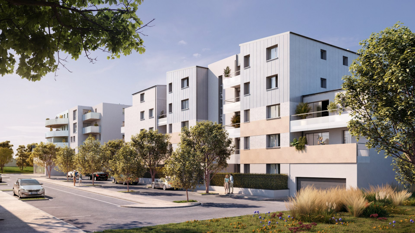 Programme neuf Tinqueux Marne 510029 D2m immobilier