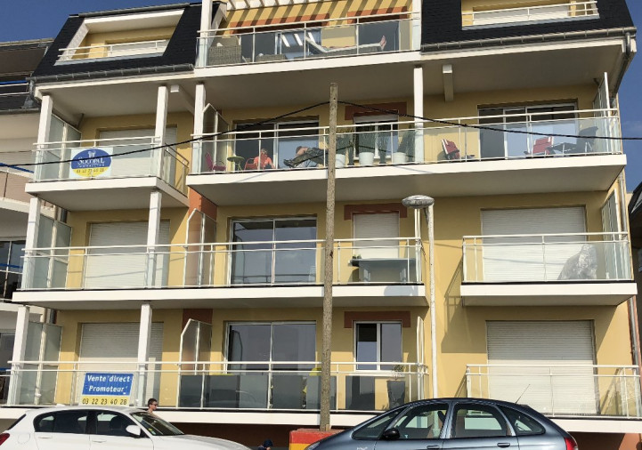 Programme neuf Fort Mahon Plage Somme 6200513 Lechevin immobilier