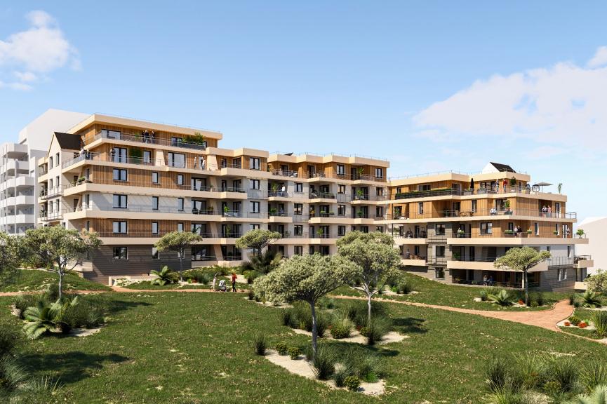 Programme neuf Stella Pas De Calais 6200514 Lechevin immobilier