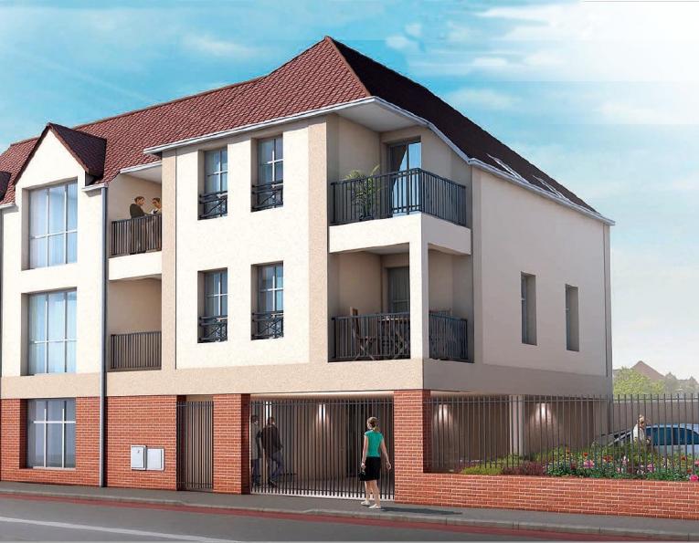 Programme neuf Berck Pas De Calais 6200515 Lechevin immobilier