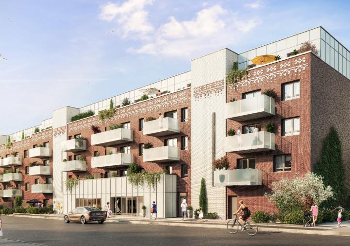 Programme neuf Berck Pas De Calais 6200521 Lechevin immobilier