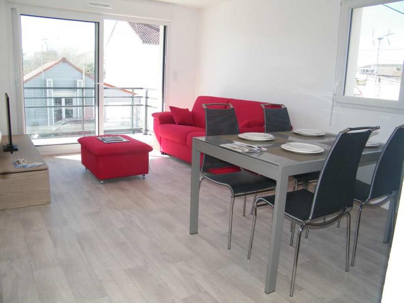 Programme neuf Merlimont Pas De Calais 620057 Lechevin immobilier