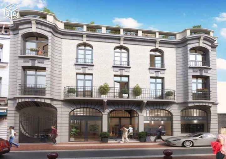 Programme neuf Le Touquet Paris Plage Pas De Calais 620071 City and sea immobilier