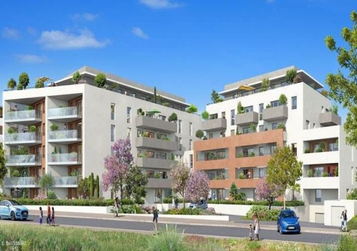 Programme neuf Bayonne Pyrénées Atlantiques 64022121 Optimis group