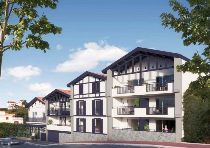 Programme neuf Saint Jean De Luz Pyrénées Atlantiques 64022152 Optimis group