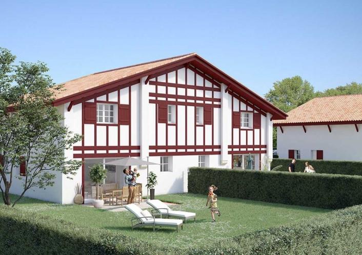 Programme neuf Villefranque Pyrénées Atlantiques 64022176 Optimis group