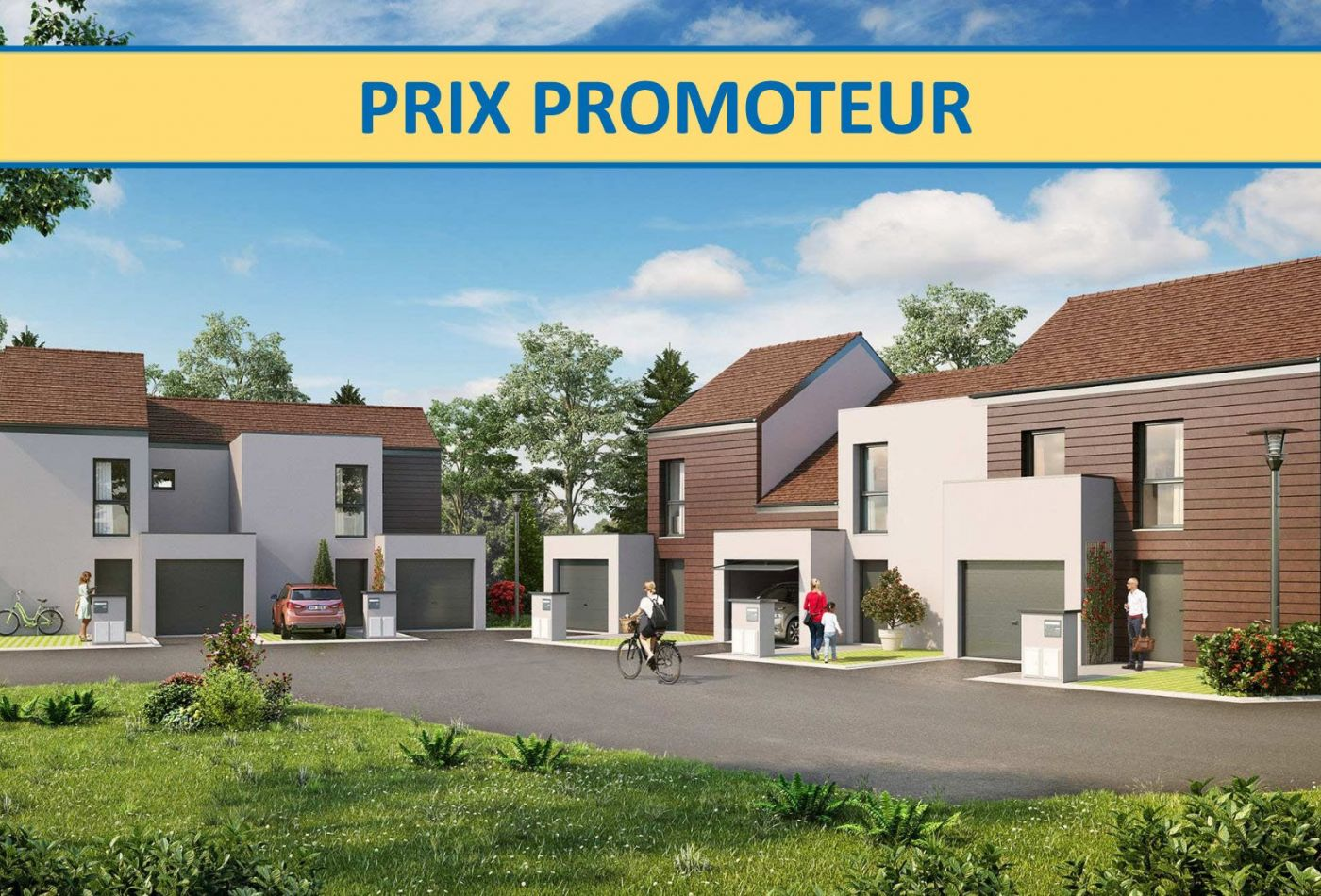 Programme immobilier jardins neuf mazeres lezons aquitaine for Aide achat immobilier neuf
