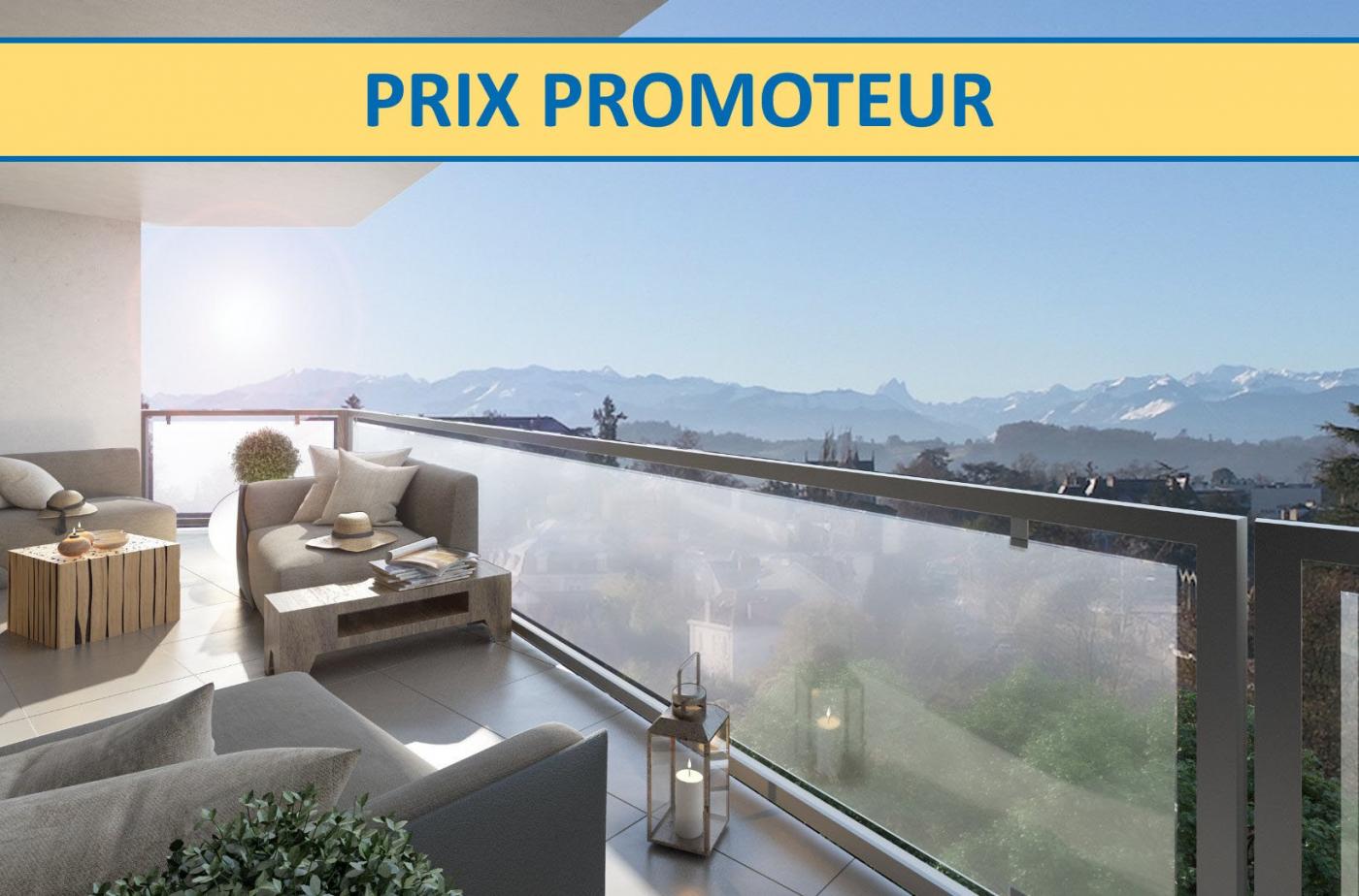 Programme neuf Pau Pyrénées Atlantiques 6402826 Cofim