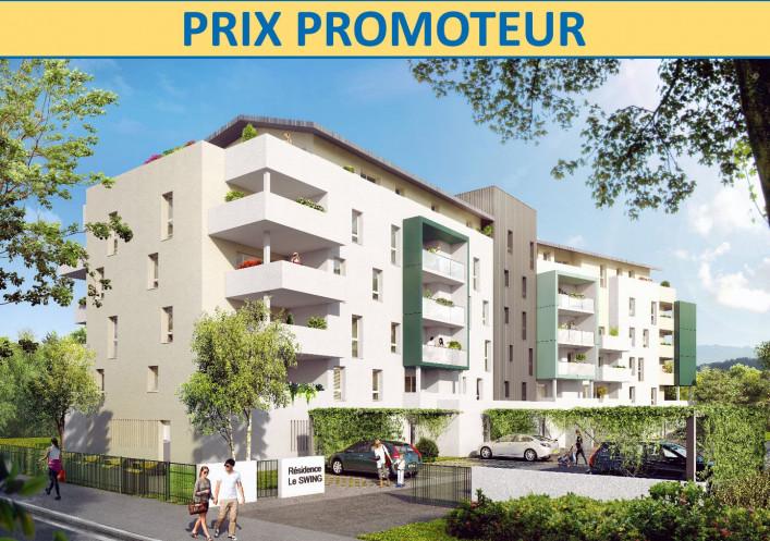Programme neuf Billere Pyrénées Atlantiques 6402829 Cofim