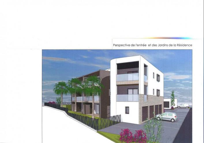 Programme neuf Argeles Sur Mer Pyrénées Orientales 6600611 Odv - office des vacances