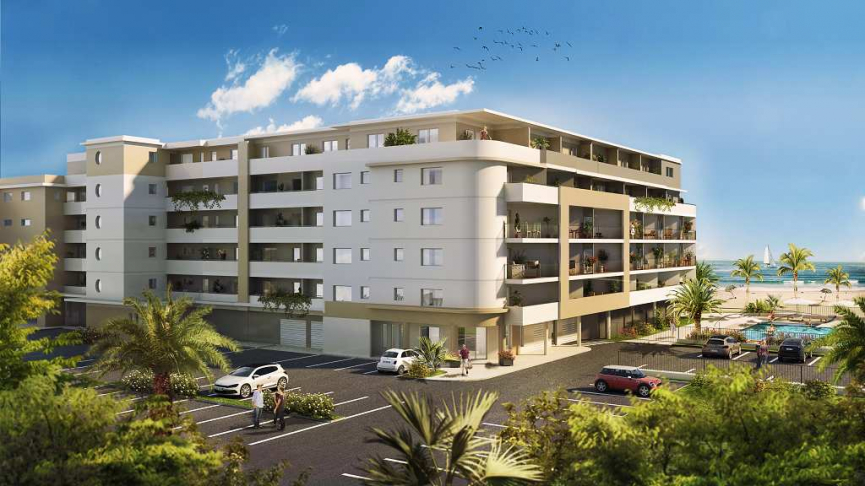 Programme neuf Sainte Marie De La Mer Pyrénées Orientales 6603726 66 immobilier