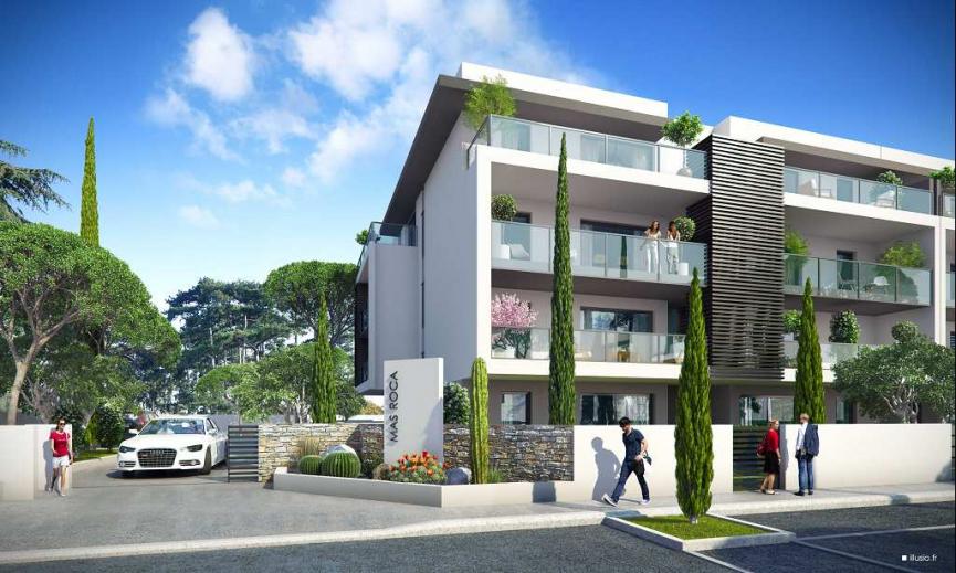 Programme neuf Perpignan Pyrénées Orientales 6603730 66 immobilier