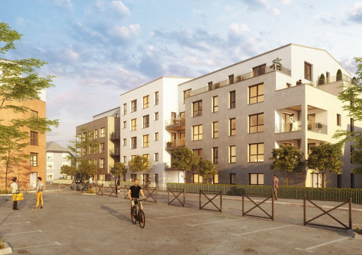 Programme neuf Mulhouse Haut Rhin 6800513 Bischoff immobilier