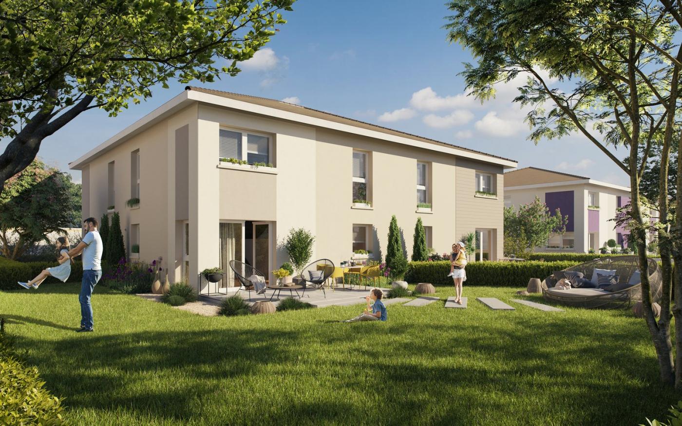 Programme neuf Cernay Haut Rhin 6800516 Bischoff immobilier