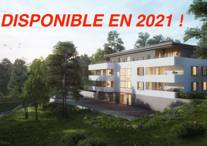 Programme neuf Mulhouse Haut Rhin 6800521 Bischoff immobilier