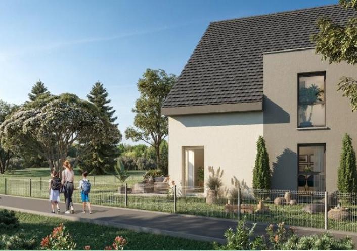 Programme neuf Jettingen Haut Rhin 6800527 Bischoff immobilier