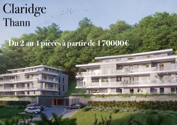 Programme neuf Thann Haut Rhin 680053 Bischoff immobilier