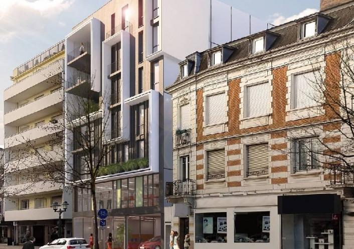 Programme neuf Saint Louis Haut Rhin 680056 Bischoff immobilier