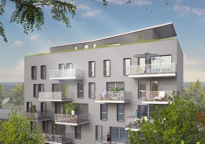 Programme neuf Saint Louis Haut Rhin 680057 Bischoff immobilier