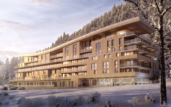 Programme neuf Les Arcs Savoie 7301226 Gsi immobilier