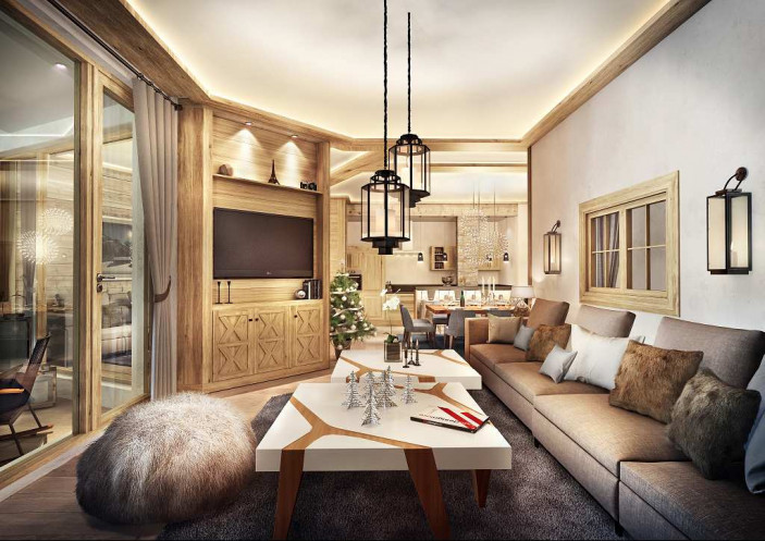 Programme neuf Les Arcs Savoie 7301821 Gsi immobilier