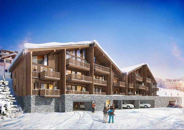 Programme neuf La Plagne Savoie 7301622 Gsi immobilier