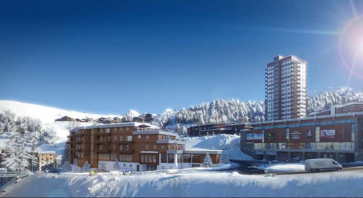 Programme neuf La Plagne Savoie 7301627 Gsi immobilier