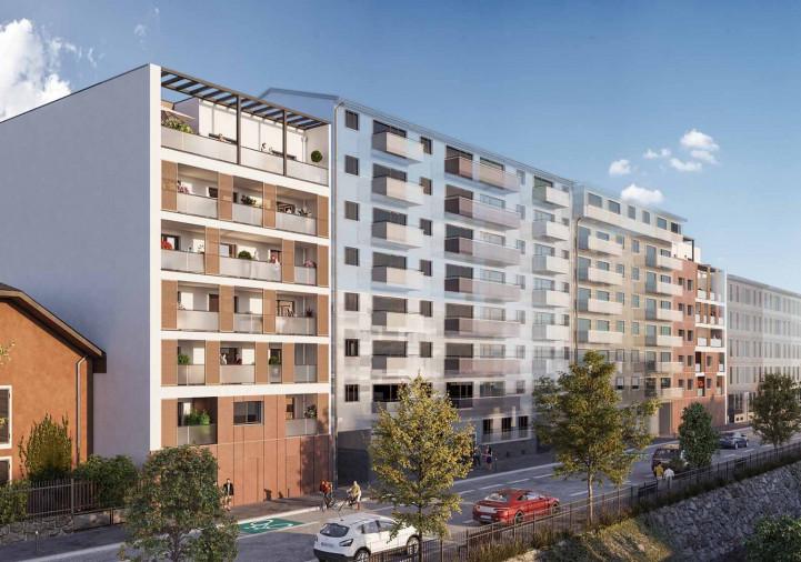 Programme neuf Chambery Savoie 730283 Wellcome immobileir