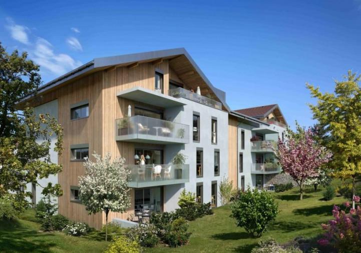 Programme neuf Reignier Haute Savoie 730284 Wellcome immobileir