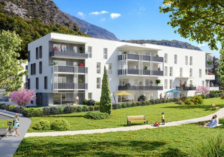 Programme neuf Challes Les Eaux Savoie 730285 Wellcome immobileir