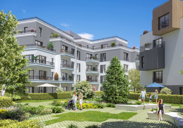 Programme neuf Chambery Savoie 730286 Wellcome immobileir