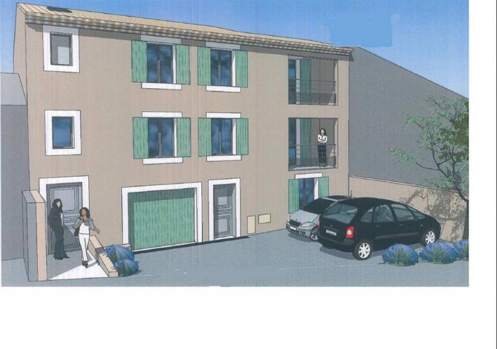 New build La Motte D'aigues Vaucluse 74014124 Rezoximo