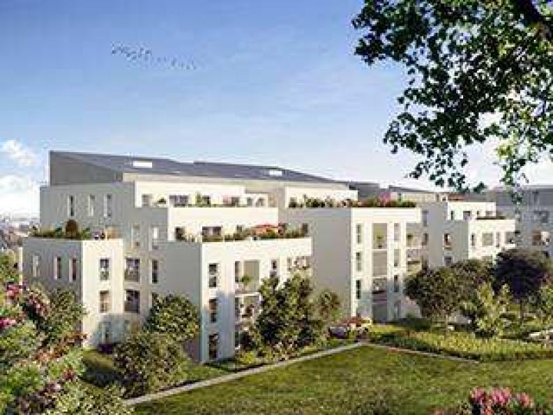 Programme neuf Toulouse Haute Garonne 74014164 Rezoximo neuf
