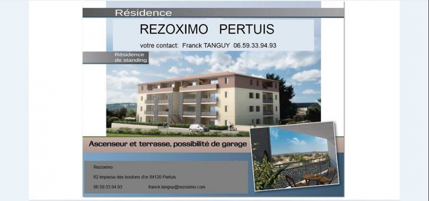 New build Pertuis Vaucluse 7401479 Rezoximo
