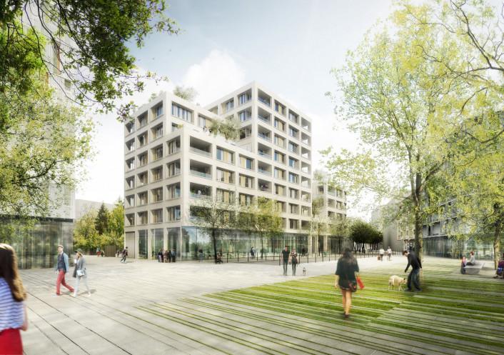 Programme neuf Annemasse Haute Savoie 740247 New house immobilier