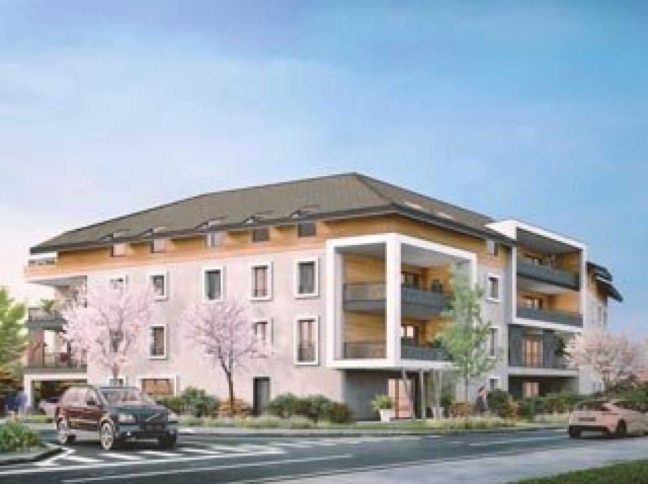 Programme neuf Douvaine Haute Savoie 740248 New house immobilier