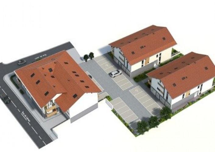 Programme neuf Chens Sur Leman Haute Savoie 740249 New house immobilier