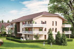 Programme neuf Crozet Ain 7402881 Cp immobilier