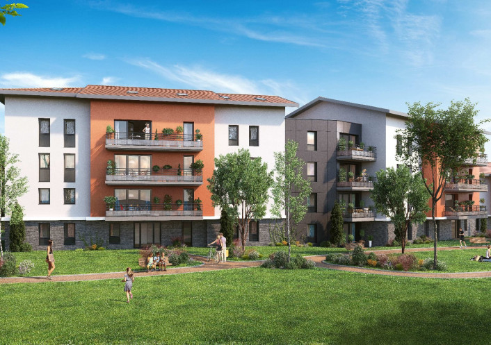 Programme neuf Cessy Ain 74029102 Nova solution immobiliere