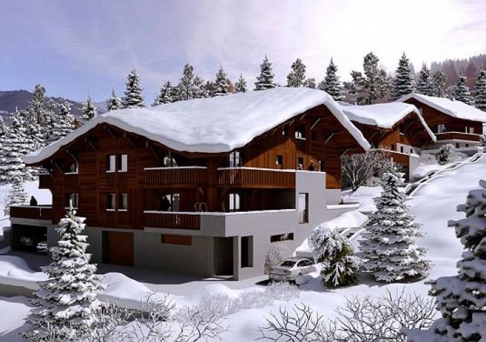 New build Combloux Haute Savoie 74029110 Nova solution immobiliere