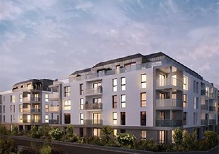 Programme neuf Ville La Grand Haute Savoie 74029112 Nova solution immobiliere
