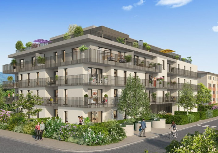 New build Ambilly Haute Savoie 74029114 Nova solution immobiliere