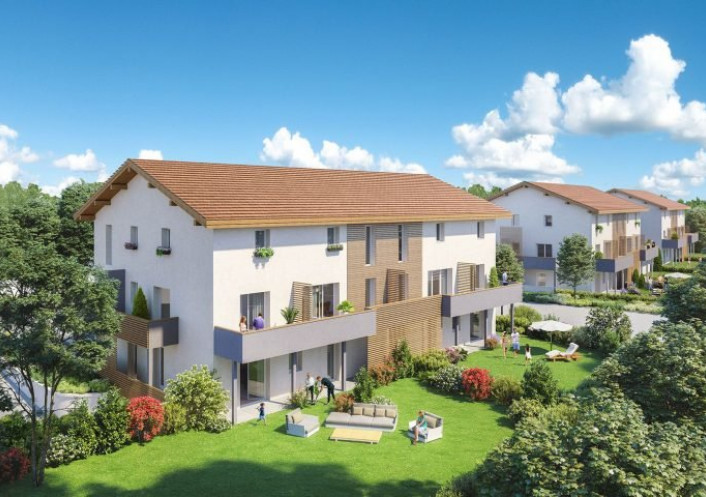 New build Anthy Sur Leman Haute Savoie 74029118 Nova solution immobiliere