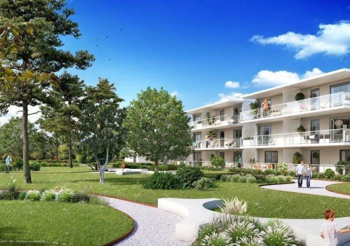 Programme neuf Thonon Les Bains Haute Savoie 74029127 Nova solutions immobilieres